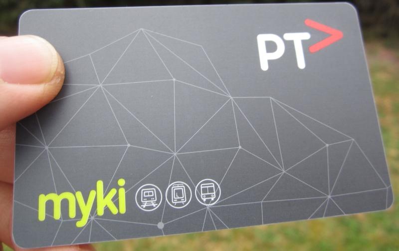 Myki card