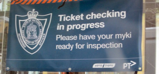 Ticket inspections