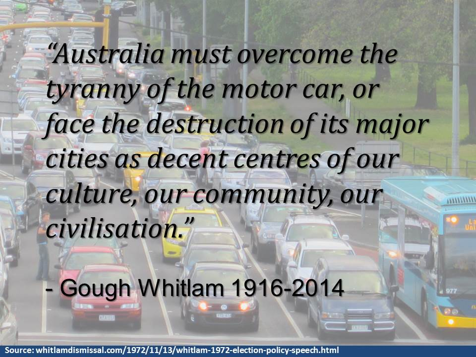 Gough Whitlam quote