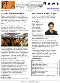 March 2007 newsletter