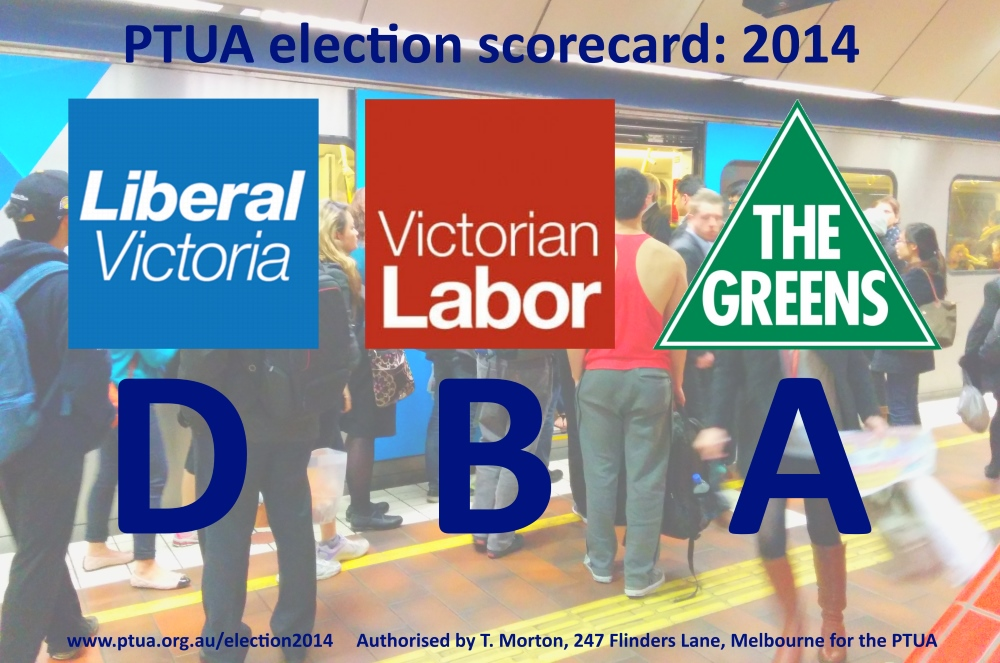 Election 2014 scorecard