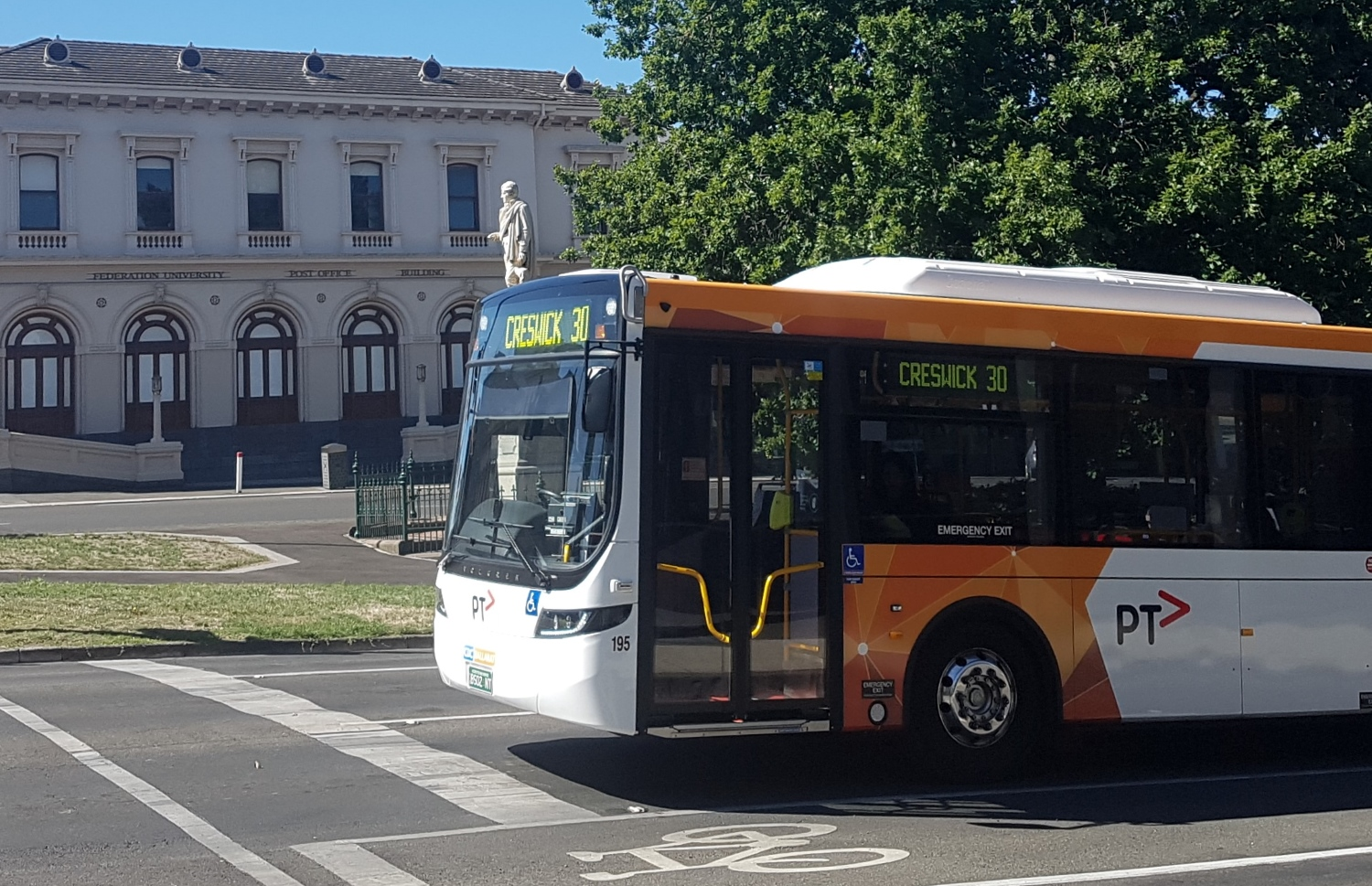 A New Bus Timetable For Ballarat Will Come Into Effect On 27 August To Align With New Train Times But The Public Transport Usersociation Note That Most