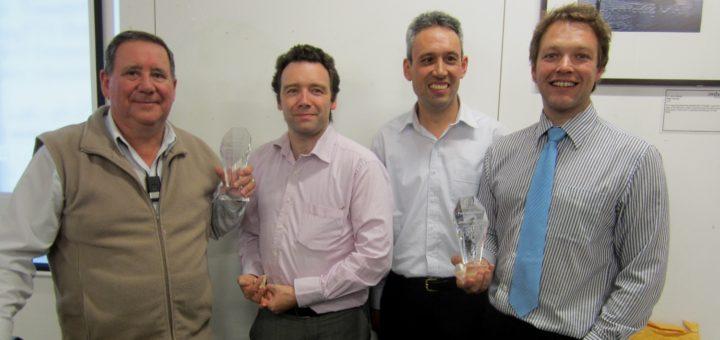 Paul Mees Award 2013