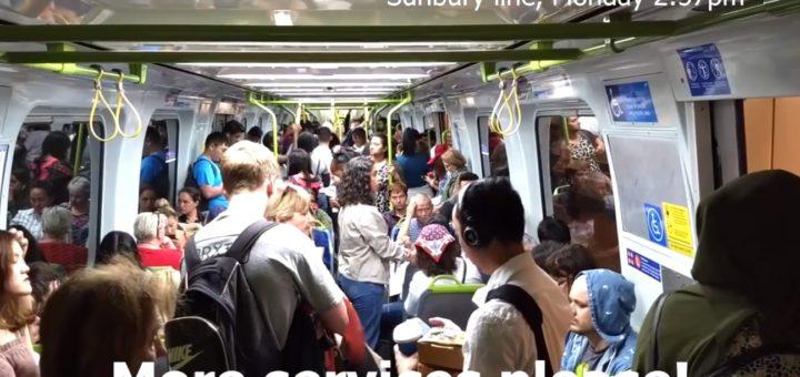 Sunbury line 2:57pm