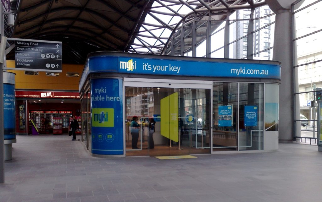 PTV Hub, Southern Cross Station