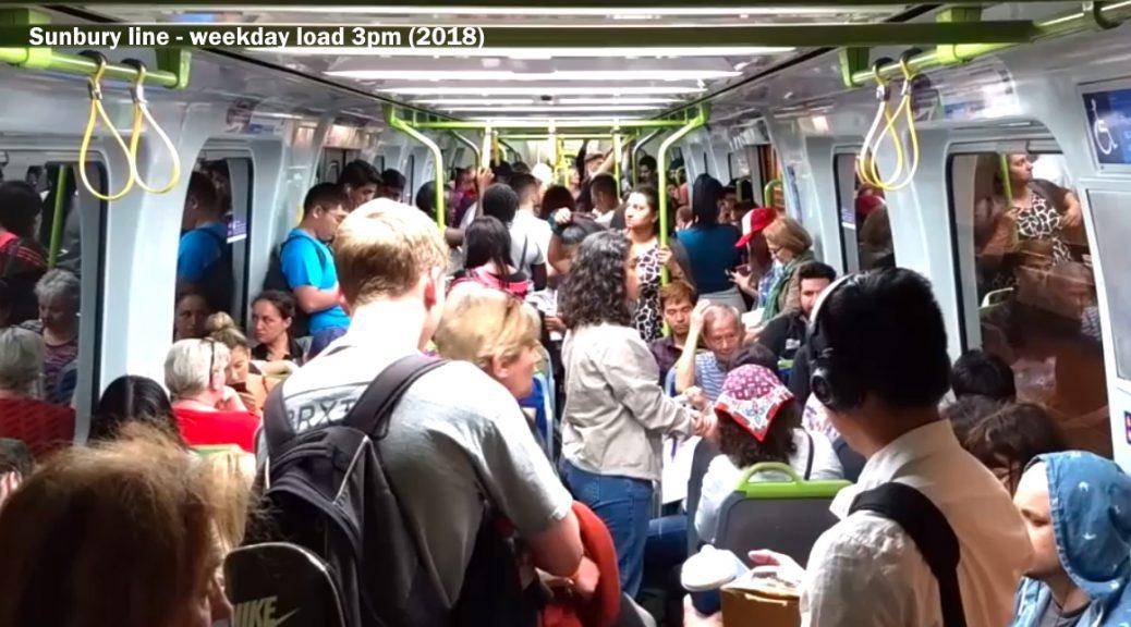 Sunbury line